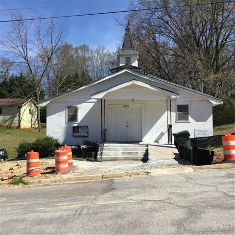 1005 Hardin Street SW, Conyers, GA 30012 (MLS #6533088) :: Hollingsworth & Company Real Estate