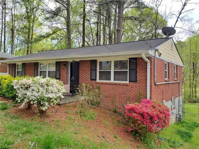 526 Dollar Mill Road SW, Atlanta, GA 30331 (MLS #6533431) :: The Hinsons - Mike Hinson & Harriet Hinson