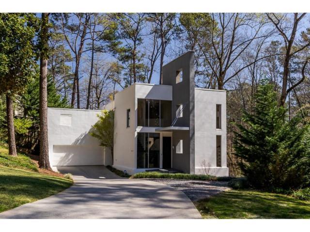 3911 Land O Lakes Drive, Atlanta, GA 30342 (MLS #6533754) :: The Hinsons - Mike Hinson & Harriet Hinson