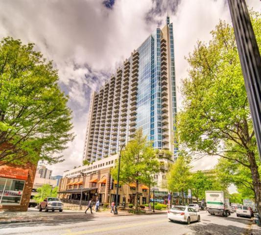 860 Peachtree Street NE #1011, Atlanta, GA 30308 (MLS #6533830) :: RE/MAX Paramount Properties