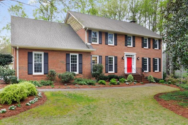 3171 W Somerset Court SE, Marietta, GA 30067 (MLS #6534078) :: Iconic Living Real Estate Professionals