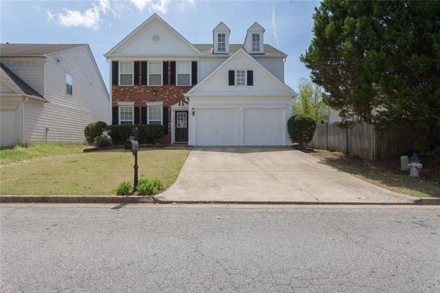 105 Aucilla Lane, Woodstock, GA 30188 (MLS #6534174) :: Iconic Living Real Estate Professionals