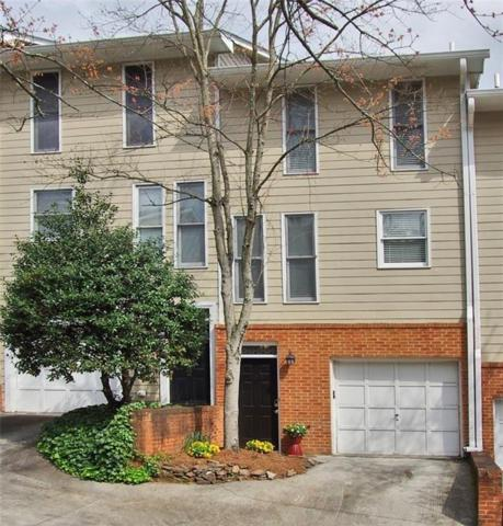 665 Park Village Drive NE #665, Atlanta, GA 30306 (MLS #6534244) :: Path & Post Real Estate