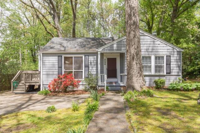 2458 Blackmon Drive, Decatur, GA 30033 (MLS #6534272) :: Iconic Living Real Estate Professionals