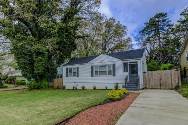 819 Woodbourne Drive SW, Atlanta, GA 30310 (MLS #6534282) :: Iconic Living Real Estate Professionals