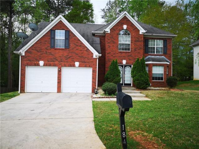 184 Olympic Drive, Fayetteville, GA 30215 (MLS #6534337) :: Iconic Living Real Estate Professionals