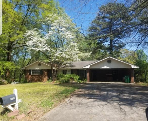 1032 Yemassee Trail, Stone Mountain, GA 30083 (MLS #6534392) :: North Atlanta Home Team