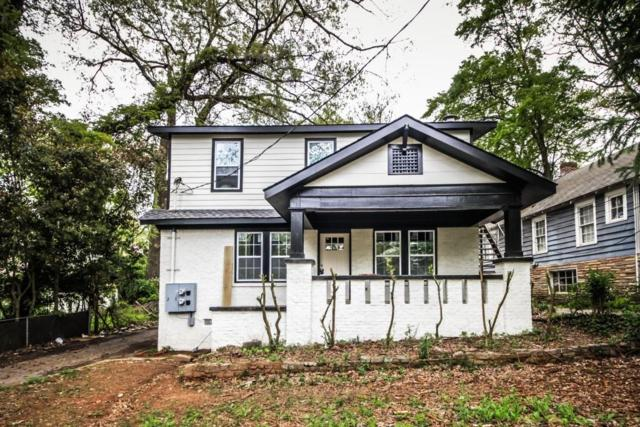 934 Burns Drive SW, Atlanta, GA 30310 (MLS #6534399) :: Iconic Living Real Estate Professionals
