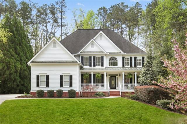 125 Oakhurst Leaf Drive, Milton, GA 30004 (MLS #6534494) :: Iconic Living Real Estate Professionals