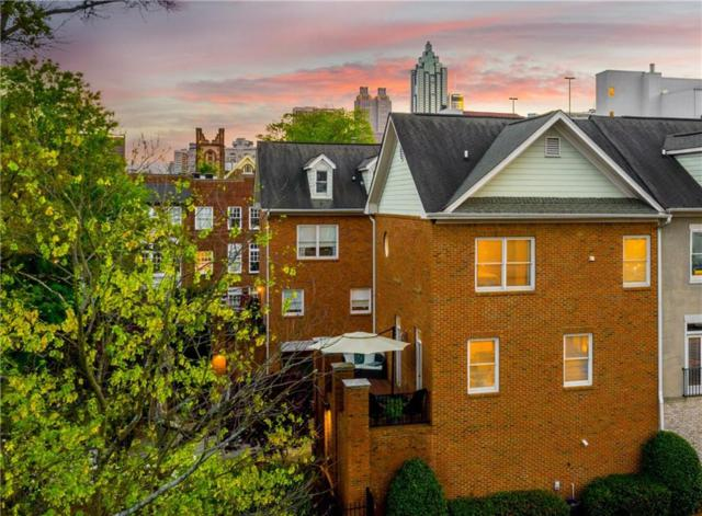 700 Piedmont Avenue NE #1, Atlanta, GA 30308 (MLS #6534557) :: Iconic Living Real Estate Professionals