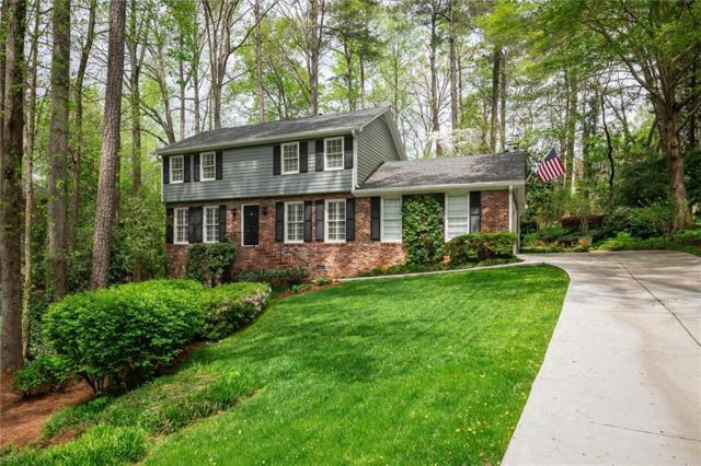 880 Landmark Drive, Sandy Springs, GA 30342 (MLS #6534601) :: The Zac Team @ RE/MAX Metro Atlanta