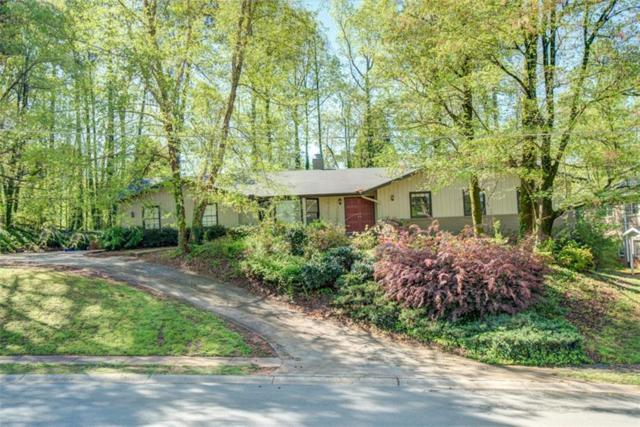 1545 Kadleston Way NE, Brookhaven, GA 30319 (MLS #6534634) :: The Zac Team @ RE/MAX Metro Atlanta