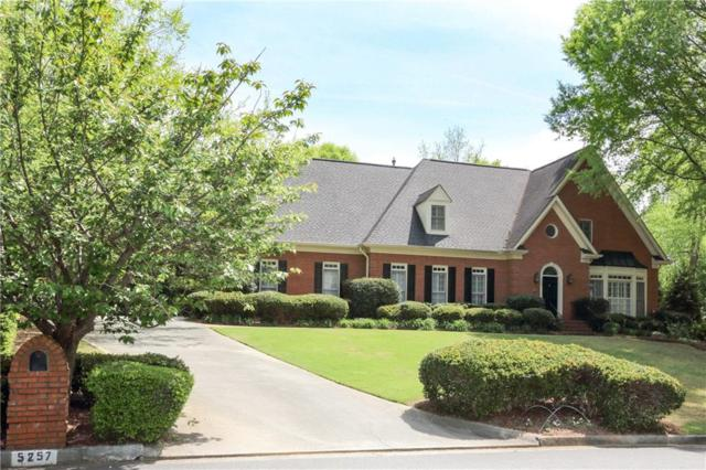 5257 Brooke Farm Drive, Dunwoody, GA 30338 (MLS #6534668) :: Rock River Realty