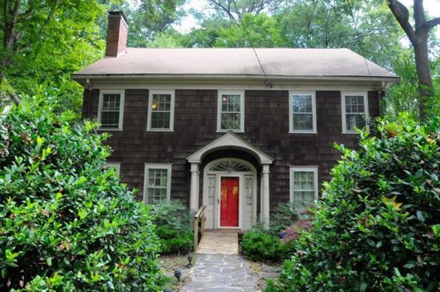1111 Clifton Road NE, Atlanta, GA 30307 (MLS #6534728) :: Iconic Living Real Estate Professionals