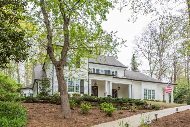 1288 Chaucer Lane NE, Atlanta, GA 30319 (MLS #6534763) :: The Zac Team @ RE/MAX Metro Atlanta