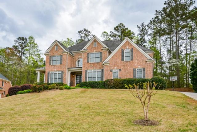 1322 Cobblemill Way NW, Kennesaw, GA 30152 (MLS #6534791) :: Rock River Realty