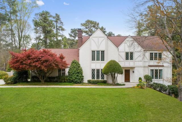 875 Old Creek Trail, Sandy Springs, GA 30328 (MLS #6534798) :: Iconic Living Real Estate Professionals