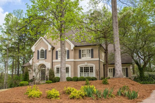 2110 Lake Grove Lane, Milton, GA 30004 (MLS #6535014) :: North Atlanta Home Team