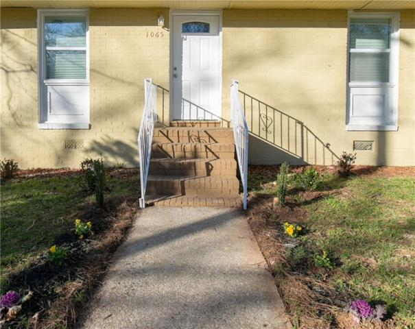 1065 Ira Street SW, Atlanta, GA 30310 (MLS #6535051) :: Ashton Taylor Realty