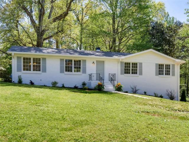 2128 Summerville Court, Marietta, GA 30062 (MLS #6535065) :: Iconic Living Real Estate Professionals