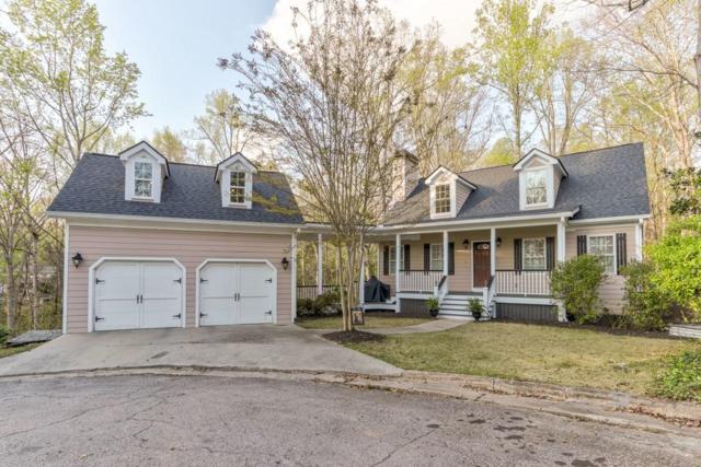 1408 Woodland Circle NW, Gainesville, GA 30501 (MLS #6535169) :: North Atlanta Home Team