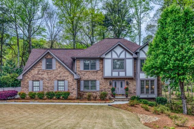 3062 Four Oaks Drive, Dunwoody, GA 30360 (MLS #6535189) :: Iconic Living Real Estate Professionals