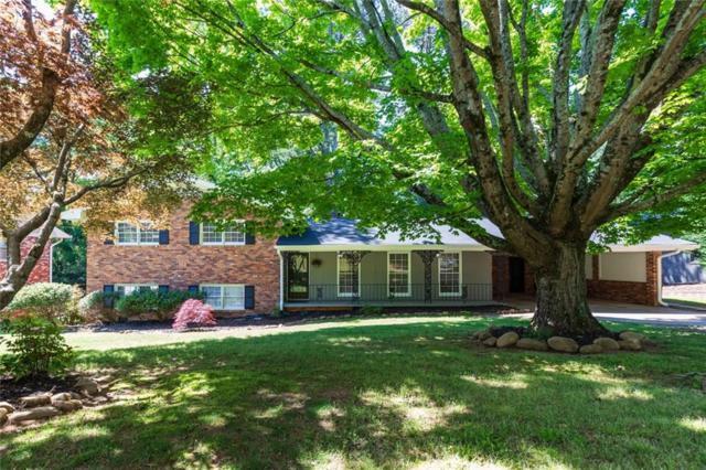 2987 Greenbrook Way NE, Atlanta, GA 30345 (MLS #6535254) :: Iconic Living Real Estate Professionals