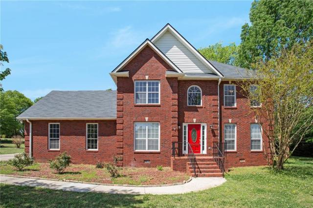 131 Ashley Drive, Mcdonough, GA 30252 (MLS #6535313) :: North Atlanta Home Team