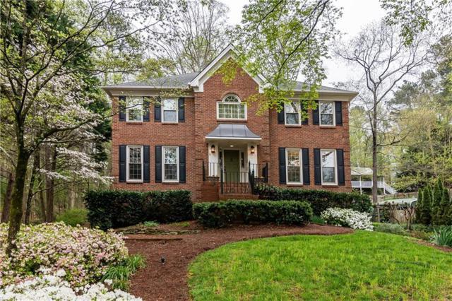 4803 Riveredge Drive, Peachtree Corners, GA 30096 (MLS #6535314) :: Iconic Living Real Estate Professionals