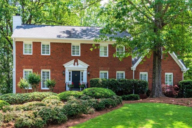 4596 Stilson Circle, Peachtree Corners, GA 30092 (MLS #6535324) :: Iconic Living Real Estate Professionals