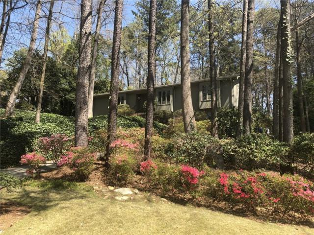 2051 Castleway Drive NE, Atlanta, GA 30345 (MLS #6535385) :: Iconic Living Real Estate Professionals
