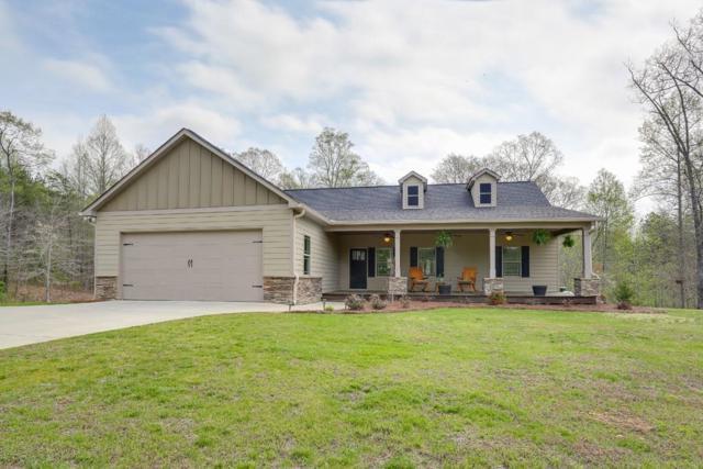 14 Old White Oak Trail, Dawsonville, GA 30534 (MLS #6535445) :: Iconic Living Real Estate Professionals