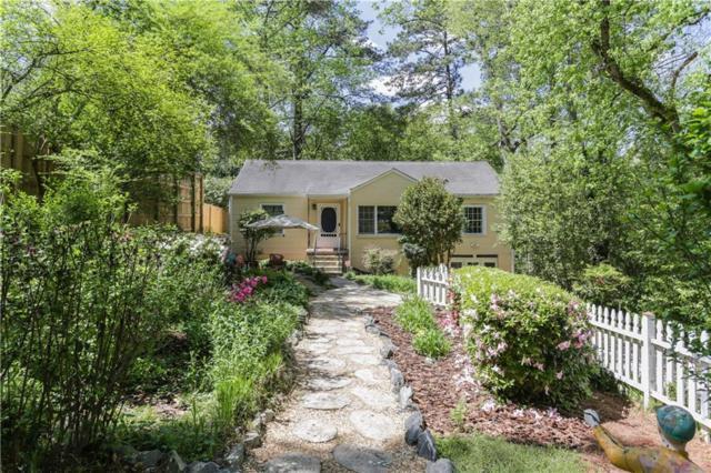 1524 Chantilly Drive NE, Atlanta, GA 30324 (MLS #6535452) :: Iconic Living Real Estate Professionals