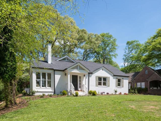 2160 E Lake Road, Atlanta, GA 30307 (MLS #6535501) :: Iconic Living Real Estate Professionals