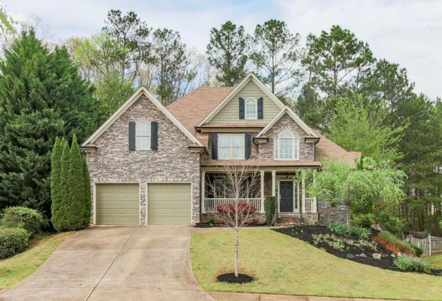166 Misty View Lane, Acworth, GA 30101 (MLS #6535537) :: The Hinsons - Mike Hinson & Harriet Hinson