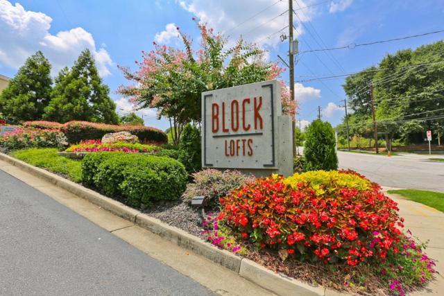 747 Ralph Mcgill Boulevard NE #134, Atlanta, GA 30312 (MLS #6535575) :: Iconic Living Real Estate Professionals