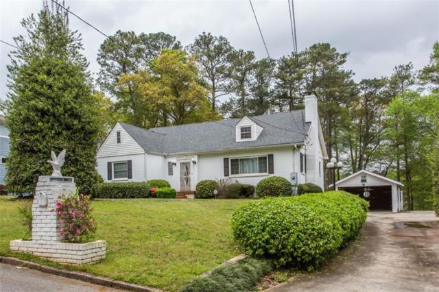 150 Candler Drive, Decatur, GA 30030 (MLS #6535600) :: Iconic Living Real Estate Professionals