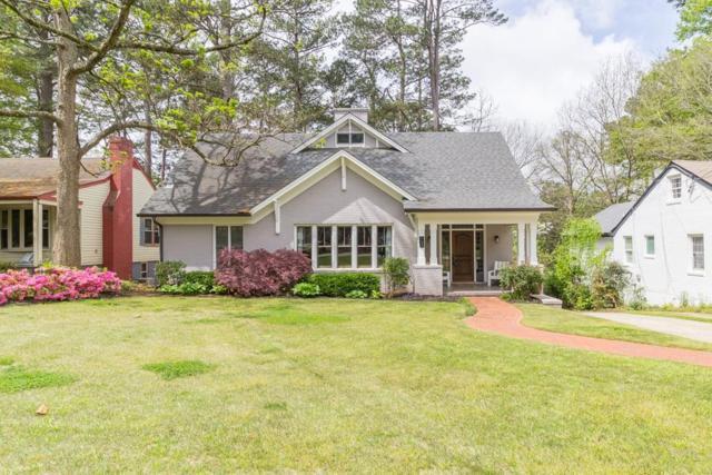 157 Mcclean Street, Decatur, GA 30030 (MLS #6535637) :: Iconic Living Real Estate Professionals