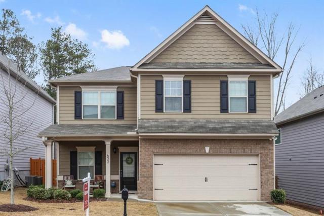 633 Georgia Way, Woodstock, GA 30188 (MLS #6535666) :: North Atlanta Home Team