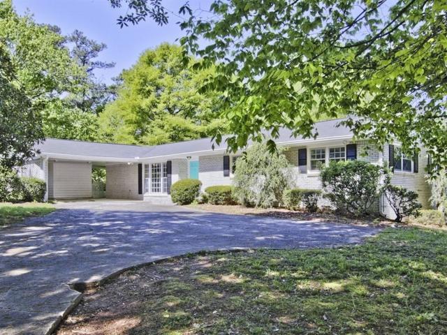 4030 Deerwood Parkway SE, Smyrna, GA 30082 (MLS #6535677) :: Iconic Living Real Estate Professionals