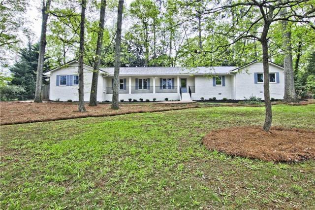 543 Chestnut Hill Road SW, Marietta, GA 30064 (MLS #6535679) :: Iconic Living Real Estate Professionals