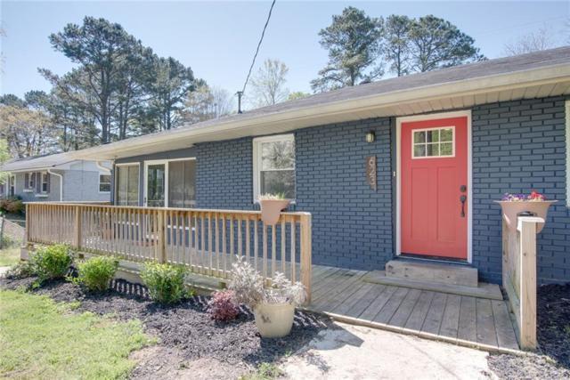 623 Counsel Drive NE, Marietta, GA 30068 (MLS #6535698) :: Iconic Living Real Estate Professionals