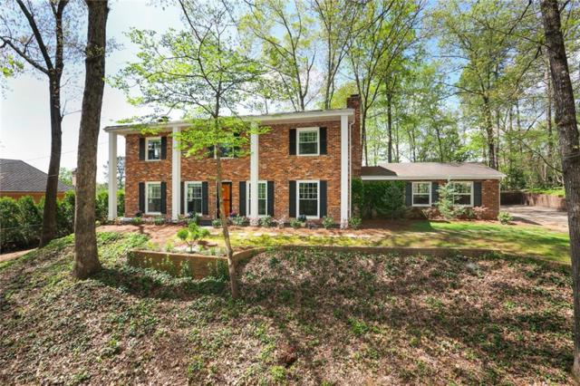 800 Glenairy Drive, Sandy Springs, GA 30328 (MLS #6535700) :: Iconic Living Real Estate Professionals