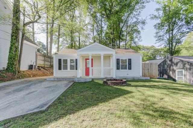 1584 Carroll Drive NW, Atlanta, GA 30318 (MLS #6535752) :: The Zac Team @ RE/MAX Metro Atlanta