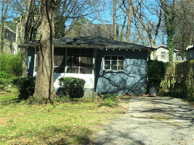 2435 2nd Street NW, Atlanta, GA 30318 (MLS #6535759) :: North Atlanta Home Team