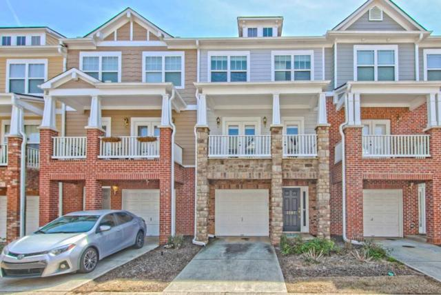 3307 Regatta Grove #3307, Alpharetta, GA 30004 (MLS #6535765) :: Iconic Living Real Estate Professionals