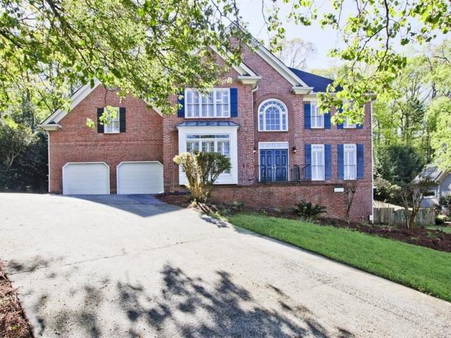 3840 Glenhurst Drive SE, Smyrna, GA 30080 (MLS #6535788) :: North Atlanta Home Team