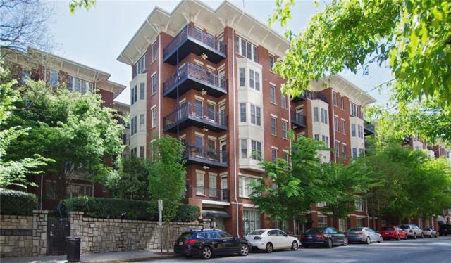 850 Piedmont Avenue NE #2303, Atlanta, GA 30308 (MLS #6535899) :: The Zac Team @ RE/MAX Metro Atlanta
