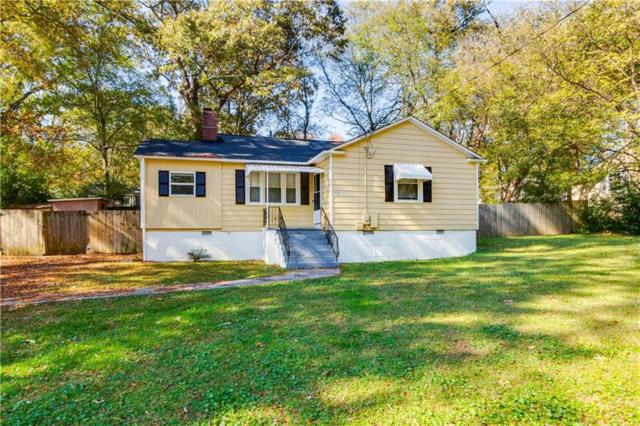 133 Ayers Avenue NE, Marietta, GA 30060 (MLS #6535924) :: Iconic Living Real Estate Professionals