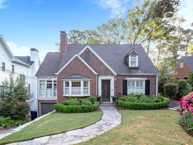 553 E Wesley Road NE, Atlanta, GA 30305 (MLS #6536003) :: Iconic Living Real Estate Professionals